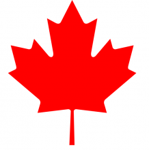 Canada's Red Maple Leaf