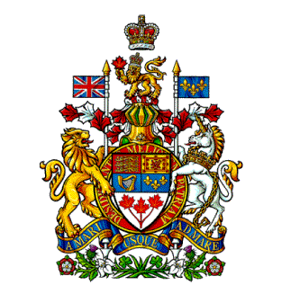 The Arms of Canada
