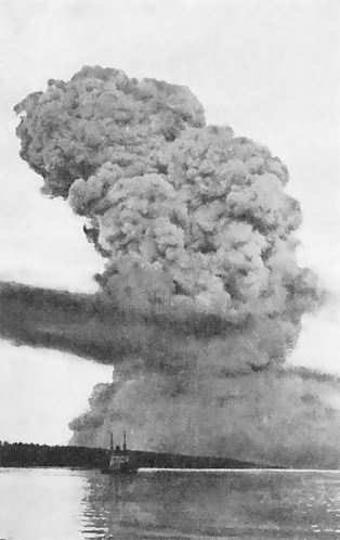 Halifax Explosion Dec 6, 1917
