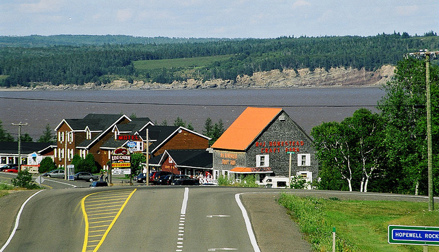 New Brunswick - Bay Of Fundy By Smulan77 on Flickr