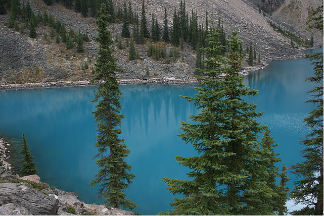 Moraine Lake By jpwashere on Flickr