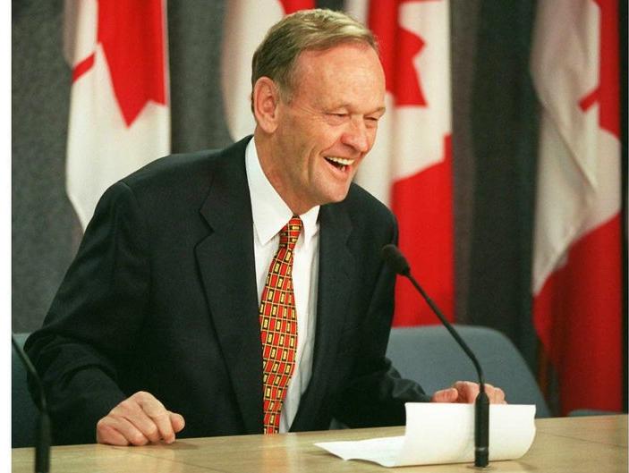 Jean Chrétien Canadian Prime Minister