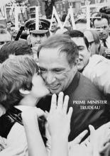 Prime Minister Pierre Trudeau