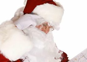 Santa's a Canadian