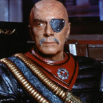 Plummer as Chang in Star Trek by Paramount Pictures