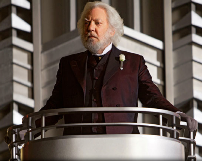 Canadian Actors in the Hunger Games Movie