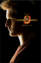 Alexander Ludwig as Cato in The Hunger Games