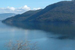 Ogopogo of Okanagan Lake