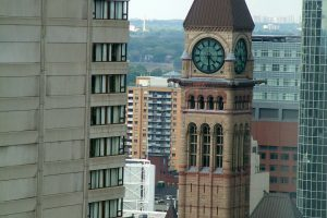 Courthouse Clock Tower – Toronto