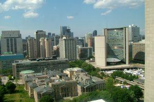 Toronto's Osgoode Hall