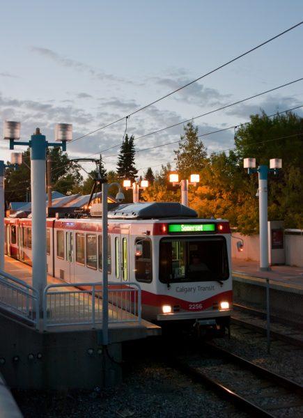 Calgary C-Train