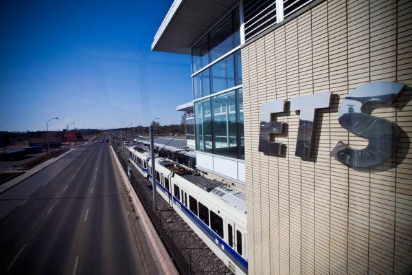 Edmonton Light Rail Transit