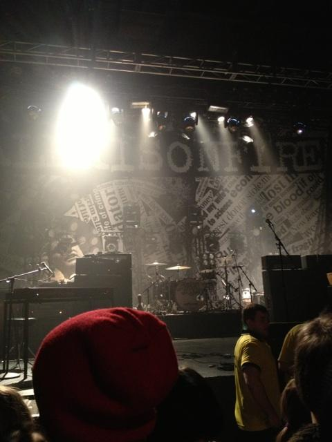 Alexisonfire at the Sound Academy