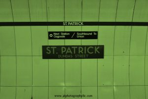 St. Patrick Station – Toronto ON
