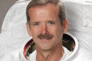 Ground Control to Major Chris Hadfield