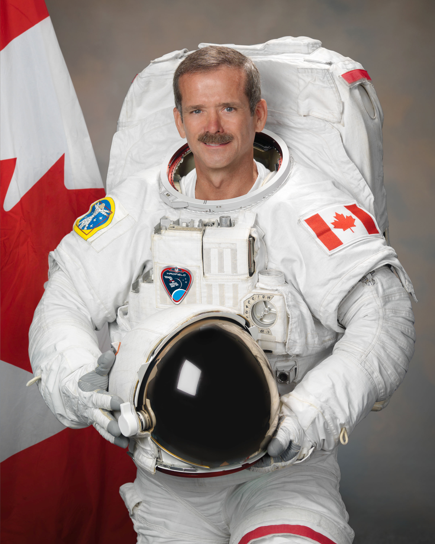 canadian astronaut international space station - photo #7