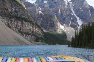Road Trip Diary: Moraine Lake