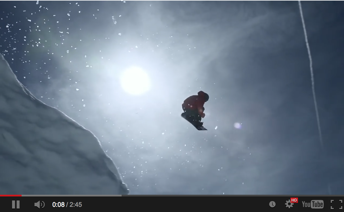 Mark McMorris Olympics Sochi 2014