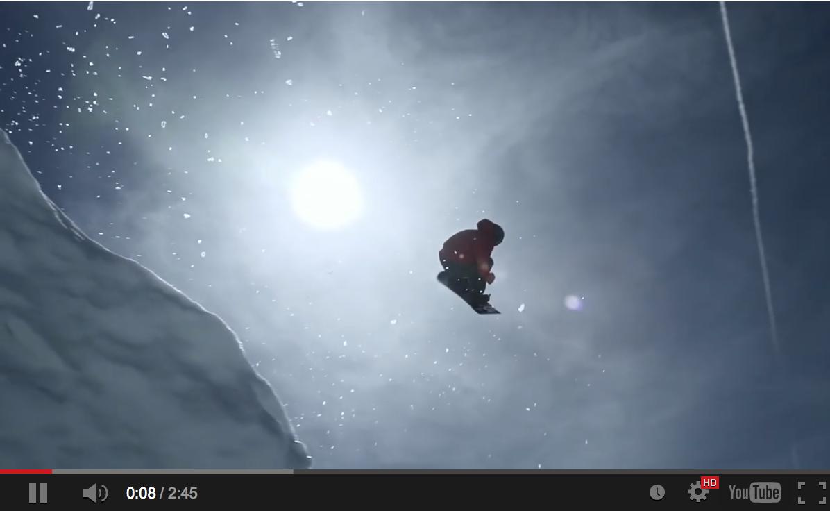 Mark McMorris Video: Pre- Sochi 2014