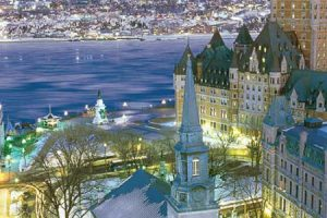 Québec City – Old World Charm