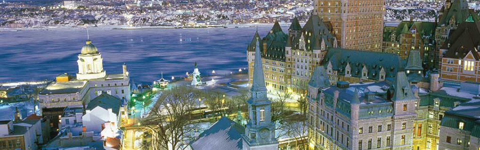 Quebec City by S-trip.com