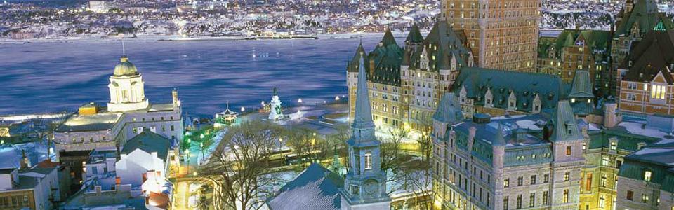 Québec City – Old World Charm