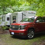 Camping with OnStar, Technology & 2015 Tahoe