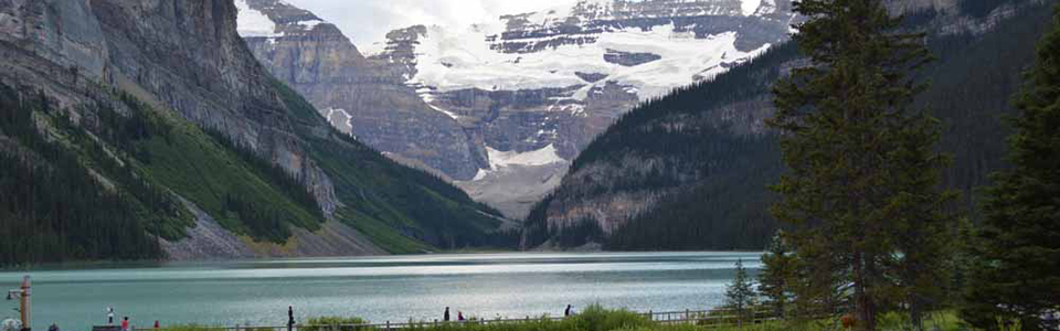 Road Trip Diary: Lake Louise, Banff