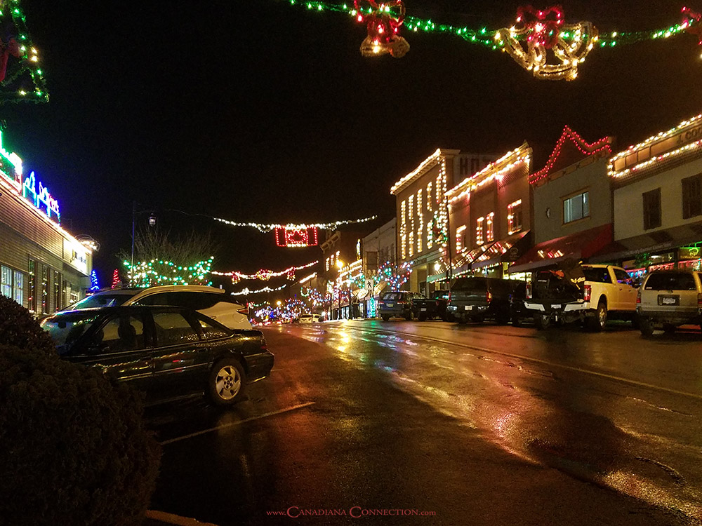 Ladysmith Festival of Lights