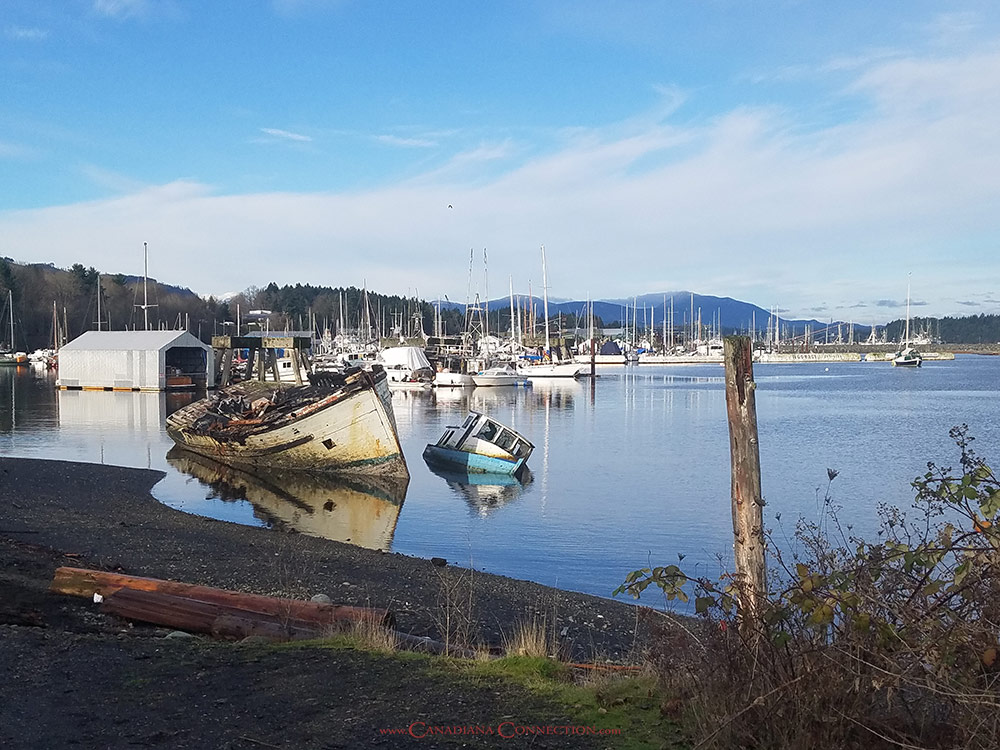 Ladysmith Marinas