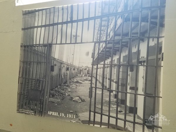 Cell Block after 1971 riot
