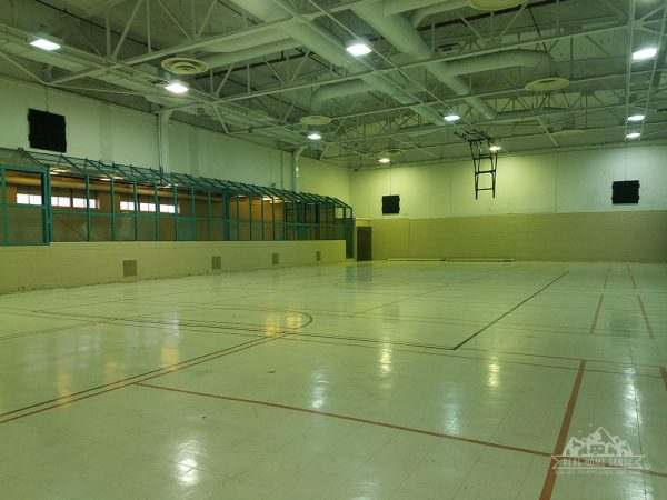 Gym inside KP
