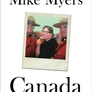 Canada: Mike Myers Book Cover